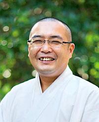 僧侶/加藤一真さん